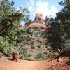 Hiking up the Munds Wagon trail