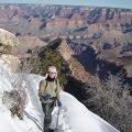 Winter views from Horseshoe mesa