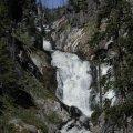 Mystic falls Yelowstone National park