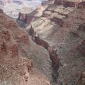 Grand canyon as seen from Hermit trail