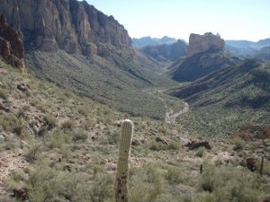 LaBarge canyon