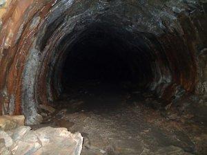 The Lava River Cave