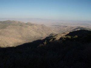 Views from Cherum peak