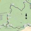 Buena Vista Trail: Map