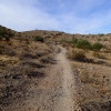 Hiking in South Mountain park